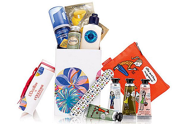 25 Days of Beauty: L'OcciBox Beauty Sample Box di L'Occitane