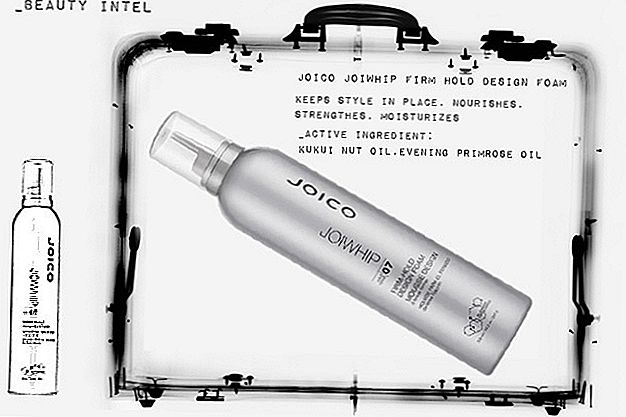 Kecantikan Fail: Joico's New Hairy-Hair Styler