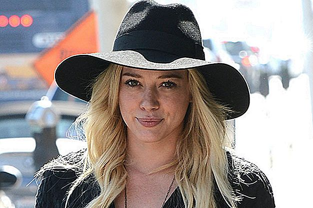 "Hilary Duff Värit Hiukset ""Merenneito"" Blue - Check It Out"