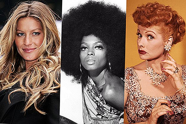 Iconic Celebrity Hair Colors