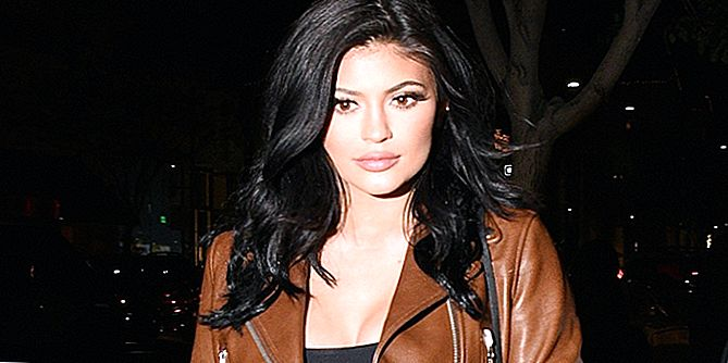 Kylie Jenner Mempunyai Platinum Hair Now Because Life Is Not Fair