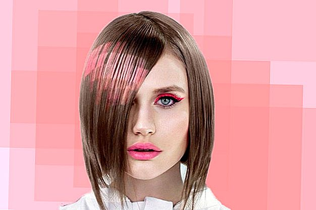 Pixelated Hair Dye is de nieuwste trend in futuristische kapsels