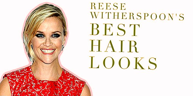 Reese Witherspoon's Top 10 leukste kapsels