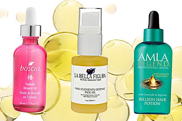 Secret Beauty Oils iz celega sveta