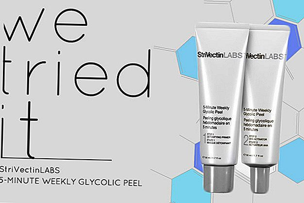 Mi smo ga pokušali: StriVectinLABS 5 Minute Weekly Glycolic Peel