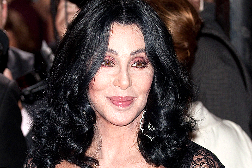 Czy Cher Frozen In Time?