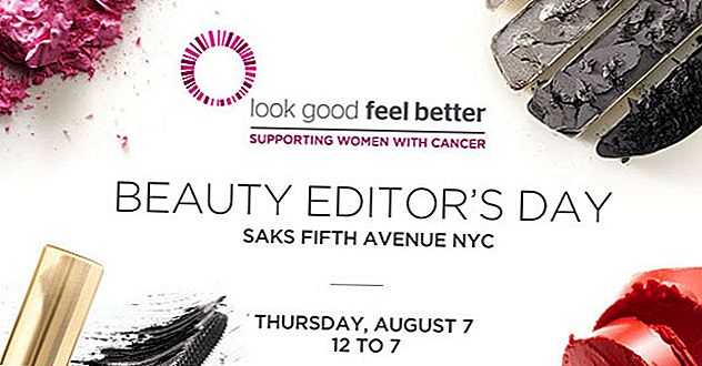 Look Good Feel Better: Beauty Editors Day