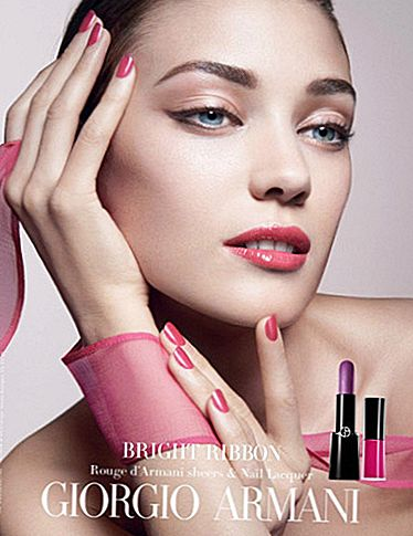 Nieuwe collectie: Giorgio Armani Bright Ribbon Summer 2018