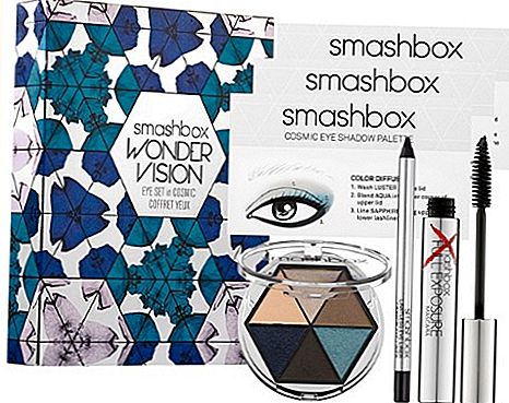 Nova zbirka: Smashbox Wondervision Holiday 2018