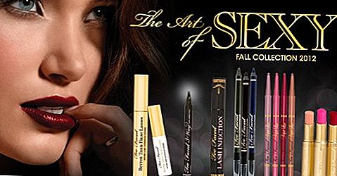 Nuova collezione: Too Faced The Art Of Sexy Fall 2018