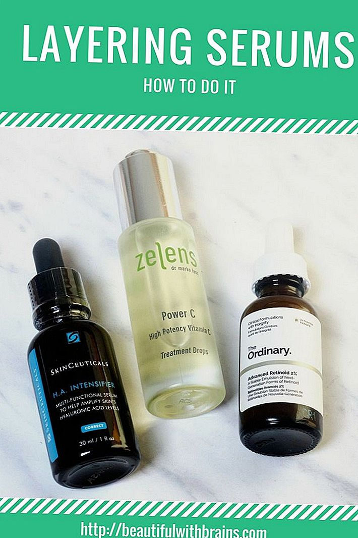 Art Of Layering Serums: Why And How To Do It