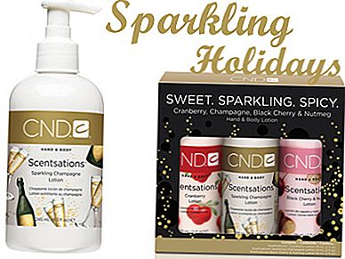 Gezocht! CND Scentsation Holiday 2018