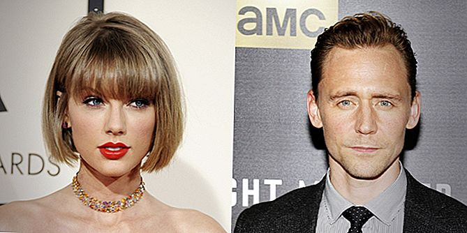 Ko viņa (Taylor Swift) redz Viņā (Tom Hiddleston)?