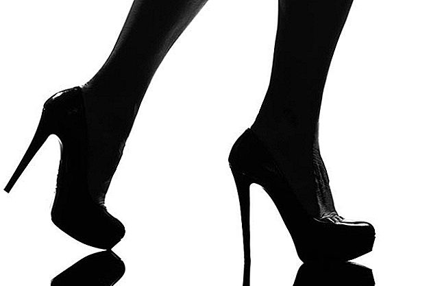 A Look Scientific pada Perils of High Heels