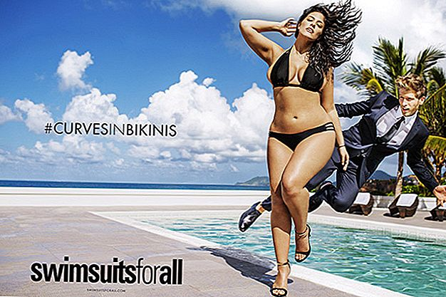Ashley Graham je prvi Plus-Size model koji se istaknuo u 'Sports Illustrated'
