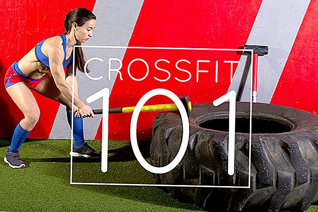 Crossfit algajatele