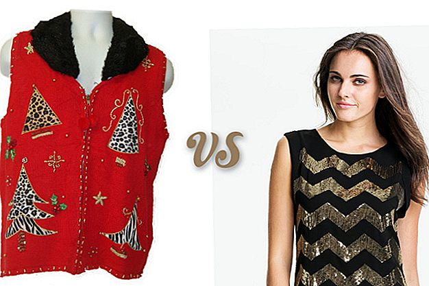 Festivna vs. Tacky Holiday Fashion