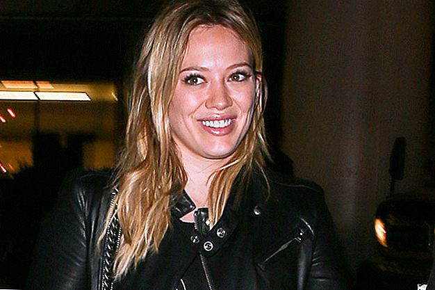 Hilary Duff Shouts Out Fellow Moms in Bikini Selfie