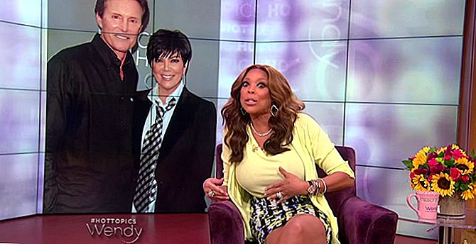 Wendy Williams 'Rant adalah Exhibit A of What NOT to Say About Bruce Jenner