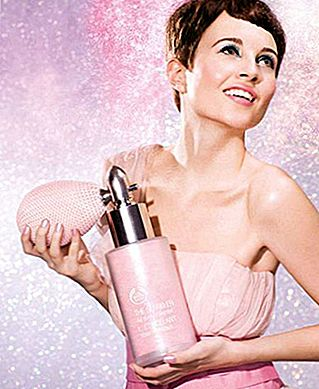 Koleksi Baru: The Body Shop The Joy Of Sparkle Holiday 2018