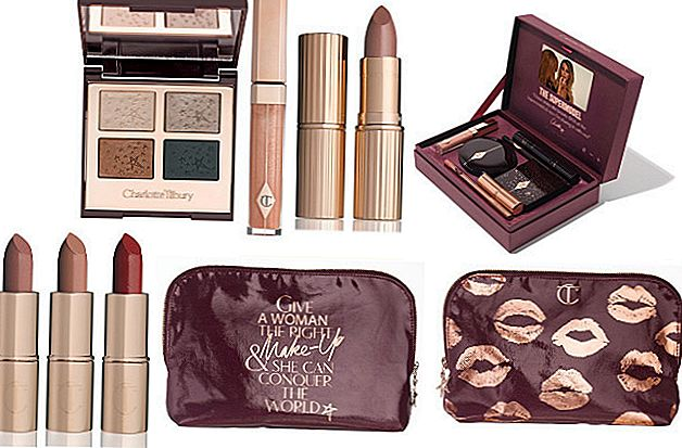 New Holiday 2018 kogud: Charlotte Tilbury, Dior Golden Tie ja Smashbox on the Rocks