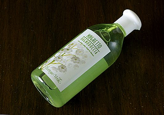 Ulasan Produk: Bottega Verde Lily Of The Valley Bath & Shower