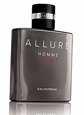 Toote ülevaade: Chanel Allure Homme Sport Eau Extreme