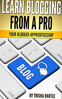 Product Review: Naučite se blogging iz Pro Pro Trisha Bartle