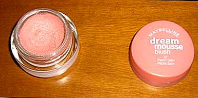 Обзор продукта: Maybelline Dream Mousse Blush
