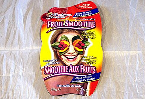 Pregled izdelka: Montagne Jeunesse Fruit Smoothie Face Mask