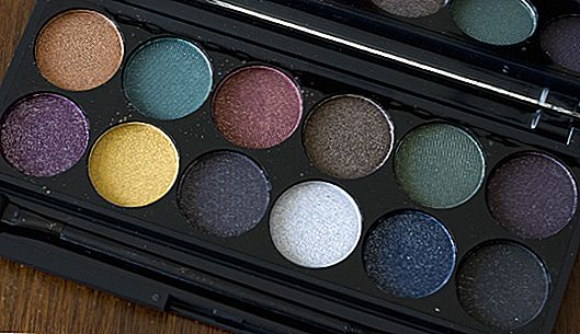 Productbeoordeling: Sleek Makeup I-Divine Sparkle 2 Eyeshadow Palette