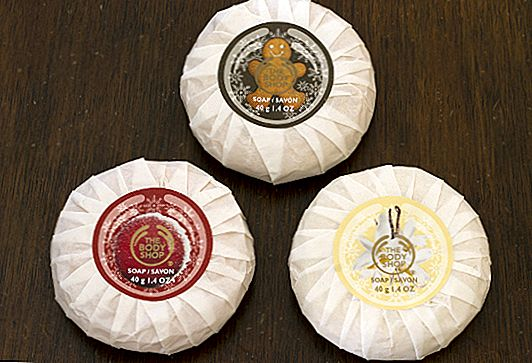 Productrecensie: The Body Shop Soaps in Cranberry Joy, Ginger Sparkle & Vanilla Bliss