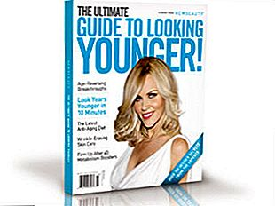 """NewBeauty"" pristatė ""The Ultimate Guide to Looking Younger""!"