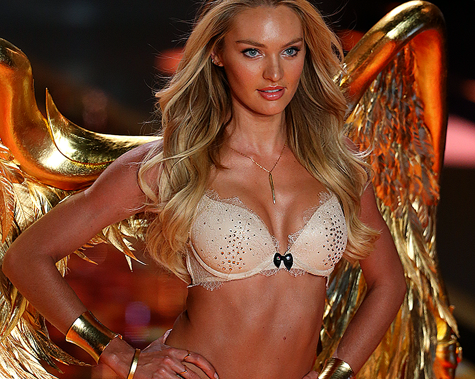 Dieetgeheimen van Victoria's Secret Angels