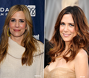 Make Up Hair and Makeup dari Kristen Wiig
