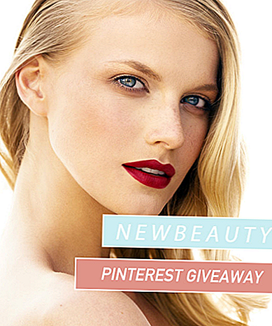 The NewBeauty, New Look Pinterest Contest
