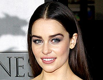 Get Game of Thrones Star Make-up Poglej Emilia Clarke's Makeup Look
