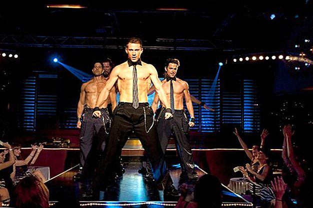 "Dobrodošli na Hot Hot Nasty Nasty, ""Magic Mike XXL"" poster"