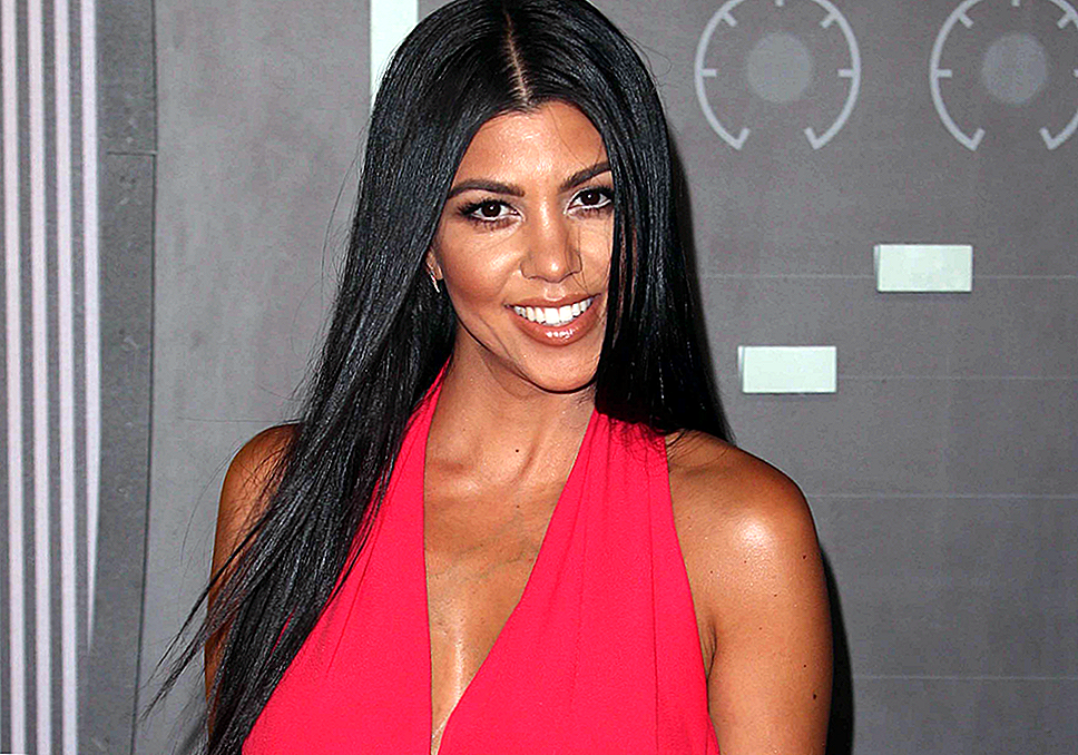 Išskirtinis: Kourtney Kardashian atskleidžia Craziest Thing she's done for Beauty