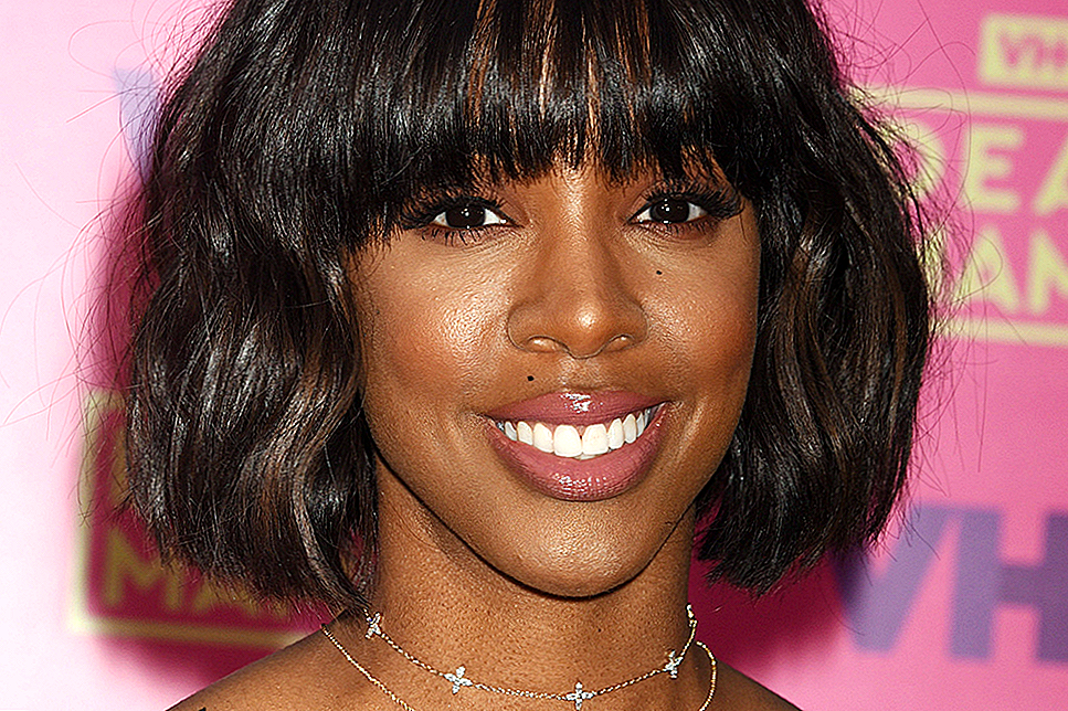 Kelly Rowland o materinstvu, Getting Fit in njen tajski zaupnik Booster