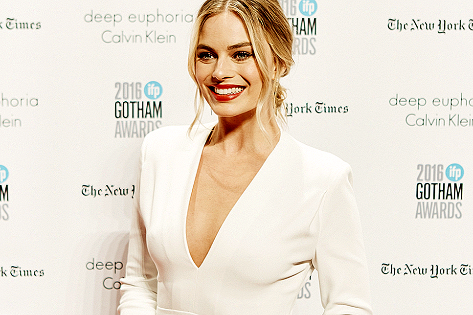 Margot Robbie's Red-Carpet Ontspanningstip is ZO goed