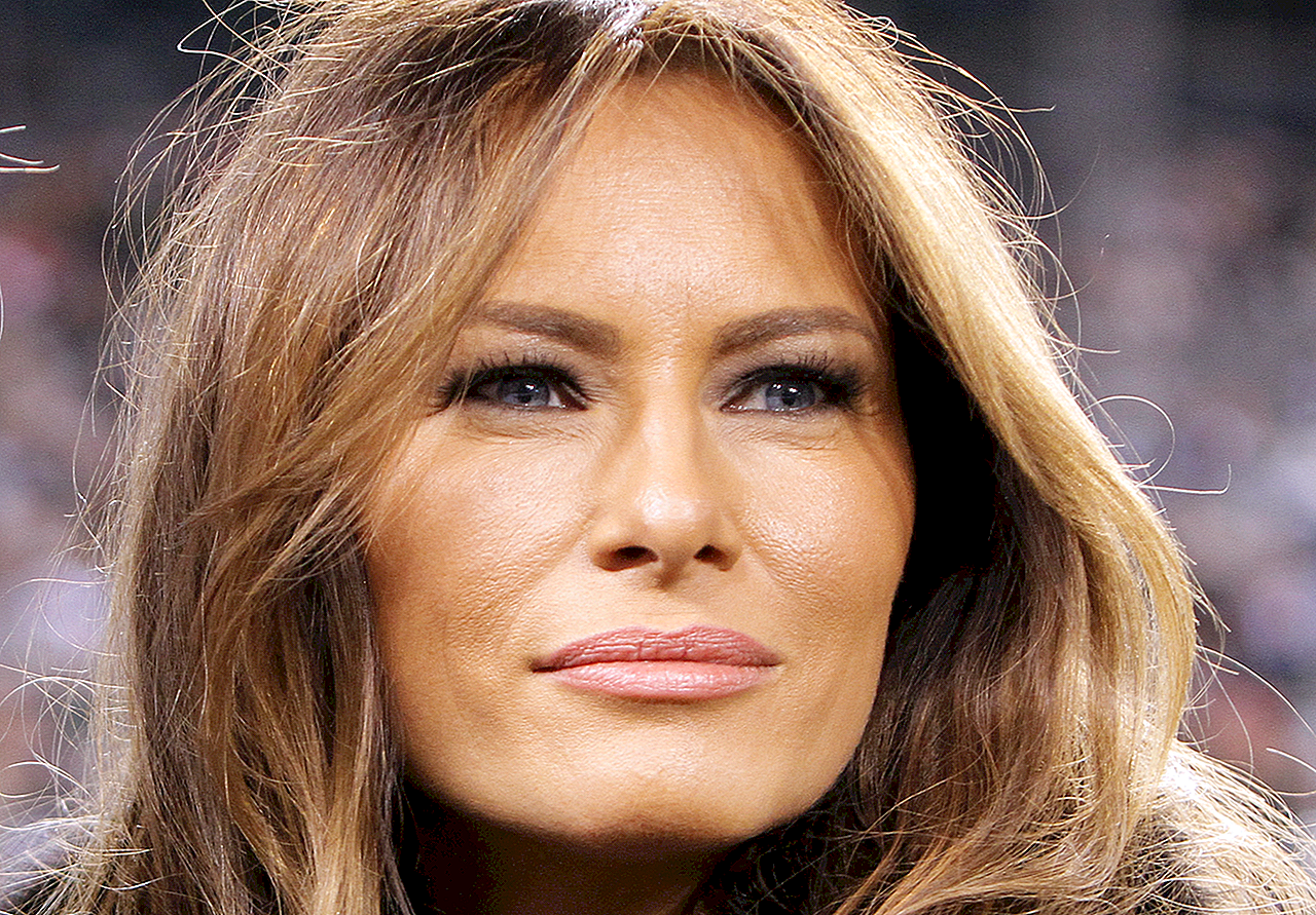 The One Beauty Treatment Melania Trump is absoluut tegen