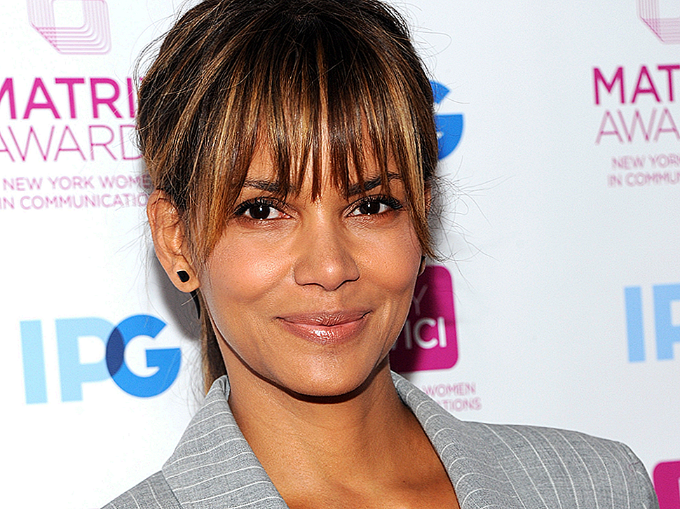 The Super Easy Fitness Moves That Gets Halle Berry Abs Flattest nya