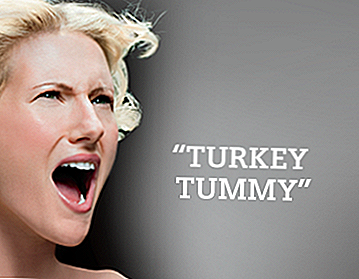 When Beauty Backfires: Turkey Tummy