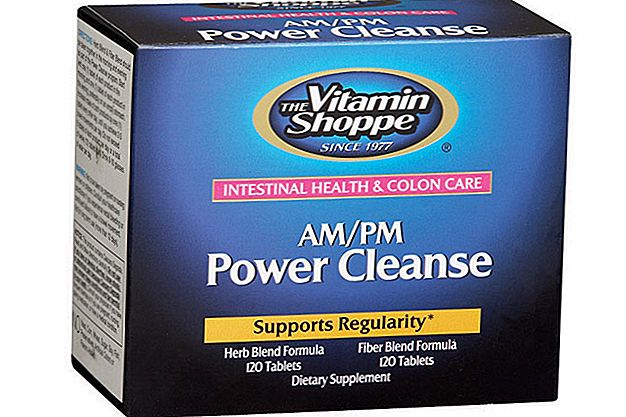 ¡Lo intentamos! The Vitamin Shoppe AM / PM Power Cleanse