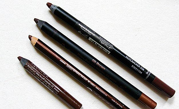 Are They Dupes ?: Bitka smeđeg olovka Eyeliners