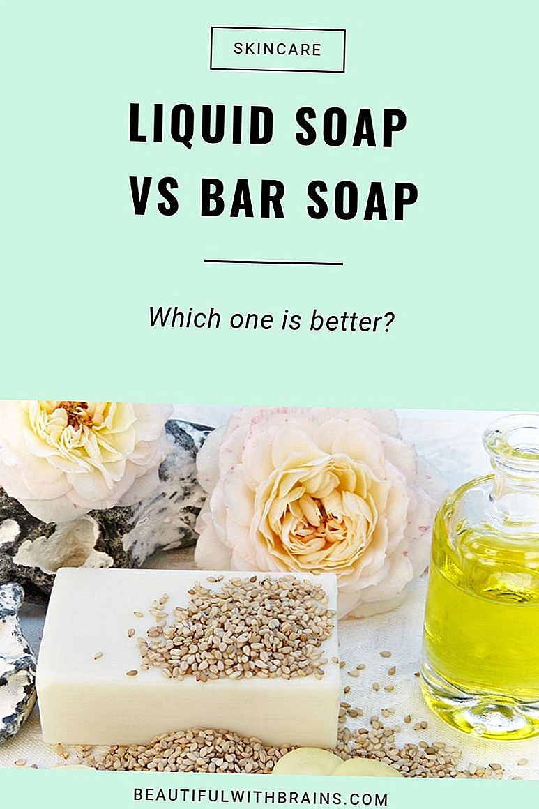 Liquid Soap vs. Bar Saippua: Kumpi on parempi?