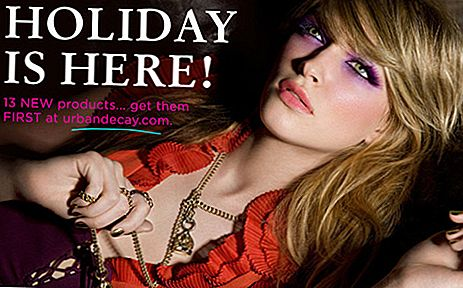 "Nauja kolekcija: ""Urban Decay Holiday 2018"""