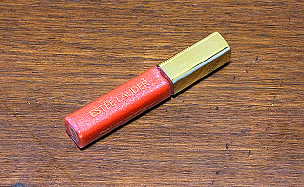 Productbeoordeling: Estee Lauder Pure Color Gloss in Blazing Coral