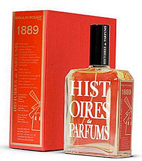 Productrecensie: Histoires De Parfums 1889 Moulin Rouge